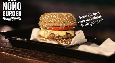 Photo of Burger Joint Nono Burger at Av. Otto Niemeyer, 1709, Porto Alegre 91910-001, Brazil