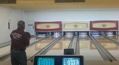 Photo of Bowling Alley Regal Lanes at 15 State St, Council Bluffs, IA 51503, United States
