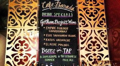 Photo of Middle Eastern Restaurant Cafe Barada at 2269 Massachusetts Ave, Cambridge, MA 02140, United States