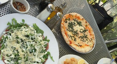 Photo of Italian Restaurant La Bottega at 100 E Meadow Dr, Vail, CO 81657, United States