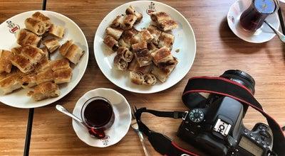 Photo of Bakery Göçmen Börekçisi at Kemalpaşa Mahallesi Cumhuriyet Meydanı No:22/a, Çanakkale 17000, Turkey