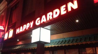 Photo of Chinese Restaurant Happy Garden at Oudestraat 196-202, Kampen 8261 CA, Netherlands