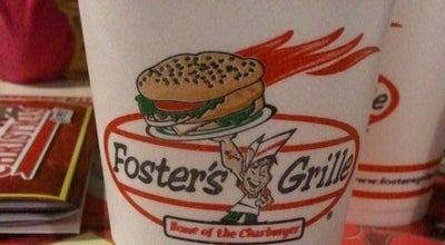 Photo of Burger Joint Foster's Grille at 8520 Pit, Concord, NC 28027, United States