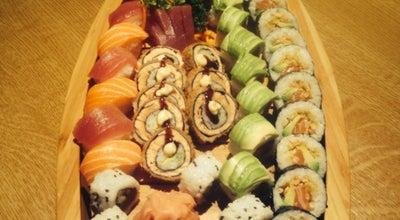 Photo of Sushi Restaurant Sushi Paradise at Vrijdagmarkt 27, Gent 9000, Belgium