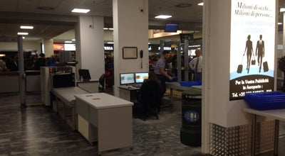 Photo of Airport Check-in at Psa Airport, Pisa, Italy