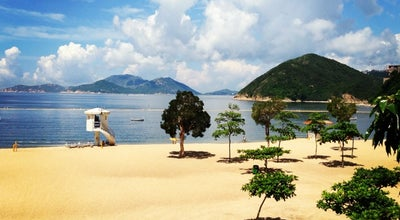 Photo of Beach Repulse Bay Beach 淺水灣泳灘 at Beach Rd, Repulse Bay, Hong Kong