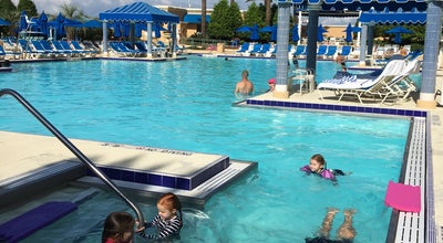Photo of Pool Beau Rivage Pool at 875 Beach Blvd, Biloxi, MS 39530, United States