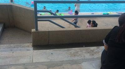 Photo of Pool สระว่ายน้ำค่ายสุรนารี at อยู่ข้างสนามเทนนิส, ในเมือง 30000, Thailand
