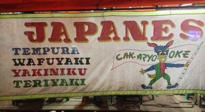 Photo of Arcade Japanese food cak aryo at Jl Kh Soleh Iskandar, Bogor, Indonesia