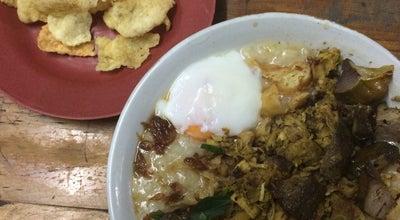 Photo of Breakfast Spot Bubur Ayam Alfa at Jl.meruya Ilir, Jakarta Capital Region, Indonesia