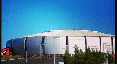 Photo of Football Stadium University of Phoenix Stadium at 1 Cardinals Dr, Glendale, AZ 85305, United States