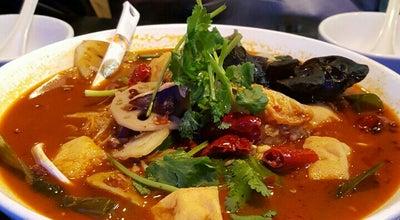 Photo of Chinese Restaurant Mala Restaurant at 129 Brighton Ave, Allston, MA 02134, United States
