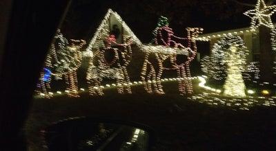 Photo of Theme Park Interlochen Christmas Lights at Arlington, TX, United States