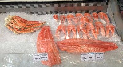 Photo of Fish Market Рыбный Мир at Иркутск, Russia