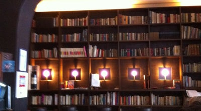Photo of Italian Restaurant Vino e Libri at Torstr. 99, Berlin 10119, Germany