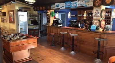 Photo of Spanish Restaurant Cafe del Mar at Rambla De Los Ingleses, Piriapolis, Maldonado, Uruguay