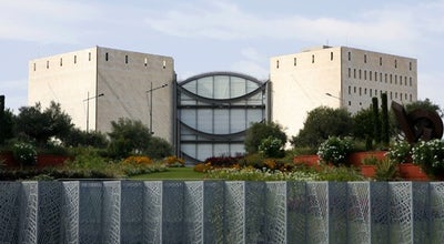 Photo of Art Museum MAMAC at Place Yves Klein, Nice 06300, France