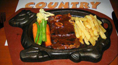 Photo of Steakhouse Country Steak House at Jl. Sri Ratu Safiatuddin, Banda Aceh, Indonesia