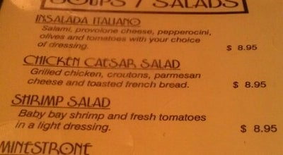 Photo of Italian Restaurant Rosa's Italian Ristorante at 314 S Johnson St, Visalia, CA 93291, United States