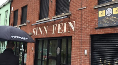 Photo of Bookstore Sinn Fein at Belfast, United Kingdom