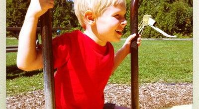 Photo of Playground Bicentennial Playground at 34800-35108 W 7 Mile Rd, Livonia, MI 48152, United States