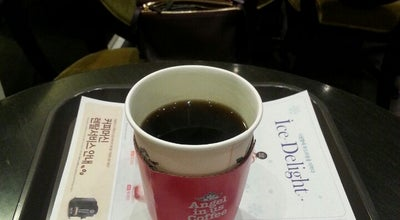 Photo of Cafe Angel-in-us Coffee at 가좌동 480-3 102,103호, 진주시, South Korea