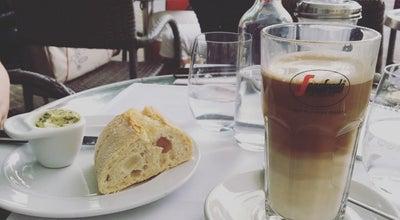 Photo of Cafe Drogerie Bistro at Wenigemarkt 8, Erfurt 99084, Germany