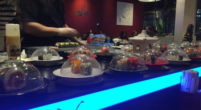 Photo of Sushi Restaurant Kanpai - running sushi & lounge at Alexanderstr. 17, Aachen 52062, Germany