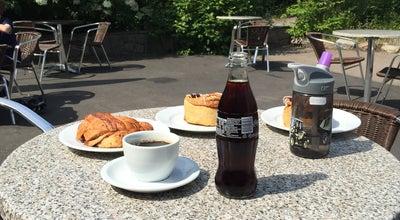 Photo of Cafe Kaffe og Brød at Disenveien 33, Oslo 0587, Norway