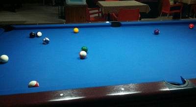 Photo of Pool Hall Çağatay Bilardo Salonu at Turkey
