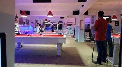 "Photo of Pool Hall Chicago Bilardo Salonu at ""şükrüpaşa Mh. Efkan Yıldırım Cd. Demir Blokları 7b No:16 / Edi̇rne"", Turkey"