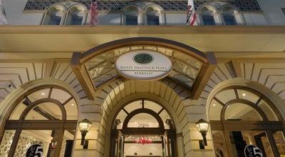 Photo of Hotel Hotel Shattuck Plaza at 2086 Allston Way, Berkeley, CA 94704, United States