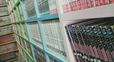 Photo of Bookstore บ้านการ์ตูน at Wieng, Thailand