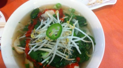 Photo of Vietnamese Restaurant Pho Hoa Binh at 11798 Parklawn Dr, North Bethesda, MD 20852, United States