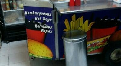Photo of Burger Joint Hamburguesas 504 at Av Ignacio Zaragoza, Apizaco 90300, Mexico