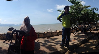 Photo of Park Pantai Telok Molek at Malaysia
