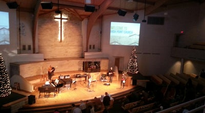 Photo of Church High Point Church at 7702 Old Sauk Rd, Madison, WI 53717, United States