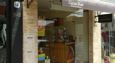 Photo of Chocolate Shop Cacau Show at Av. Xv De Novembro, 546, CORNÉLIO PROCÓPIO 86300-000, Brazil