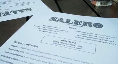 Photo of Spanish Restaurant Salero at 621 W Randolph St, Chicago, IL 60661, United States