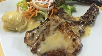 Photo of Steakhouse สเต็กตะบอ ม.รัตนโกสินทร์ 200 ปี at หมู่บ้านรัตนโกสินทร์ 200 ปี, ปทุมธานี 12130, Thailand