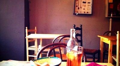 Photo of Tapas Restaurant Restaurant La Mestressa at Plaça D'osca, 7, Barcelona 08014, Spain