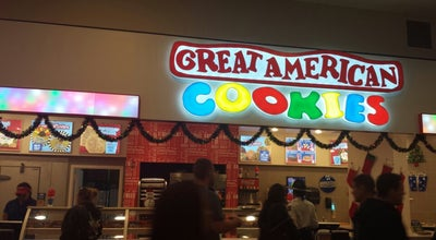Photo of Bakery great american Cookies at Crossgates Mall, McKownville, NY, United States