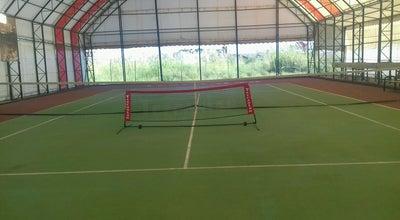 Photo of Tennis Court Tezcanlar Tenis Kortu at Turkey