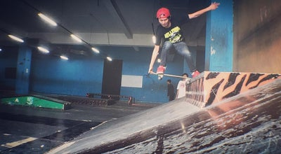 Photo of Skate Park Luckyline Skatepark at Mall Lucky Square Lt.1, Bandung 40281, Indonesia