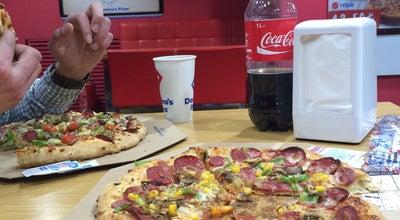 Photo of Asian Restaurant dominos pizza sivas at Turkey