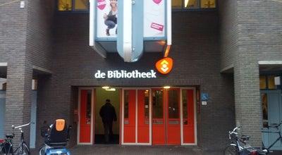 Photo of Library Centrale Bibliotheek Enschede at Pijpenstraat 15, Enschede 7511 GM, Netherlands