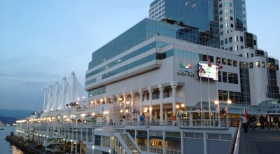 Photo of Convention Center Canada Place at 999 Canada Pl, Vancouver, Br, Canada