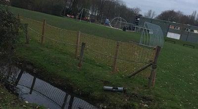 Photo of Playground Speelplein Jeugdstadion at Leopold Iii Laan, Ieper, Belgium