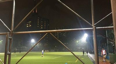 Photo of Playground Lok Fu Recreation Ground 樂富遊樂場 at 1 Heng Lam St, Wang Tau Hom, Hong Kong