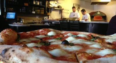 Photo of Pizza Place Tony's Pizza Napoletana at 1570 Stockton St, San Francisco, CA 94133, United States